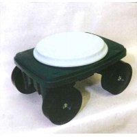 農業資材 作業用台車 回転プラカート