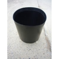 接木・生産資材 ポリ鉢黒 つかめるポット 36cm