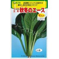 送料無料  小松菜 秋冬のエース 10ml トキタ種苗