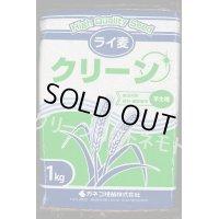 [緑肥] ライ麦 クリーン 1kg カネコ種苗