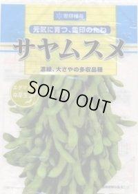 [枝豆] サヤムスメ 1L 雪印種苗