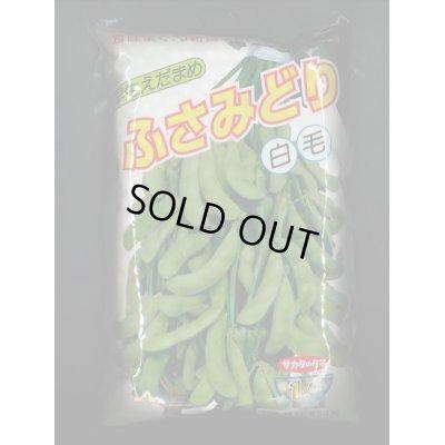画像1: [枝豆] ふさみどり 1L サカタのタネ