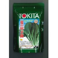 [小松菜] 夏の甲子園 2dl トキタ種苗