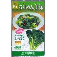 [小松菜] ちりめん美緑  5ml 大和農園