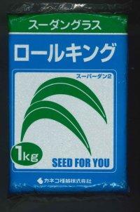 [緑肥] スーダングラス  ロールキング 1kg カネコ種苗