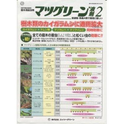 画像2: 農薬 殺虫剤 マツグリーン2液剤 500ml 株式会社ニッソーグリーン