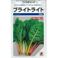 [葉物] スイスチャード ブライトライト(フダンナ) 20ml タキイ種苗