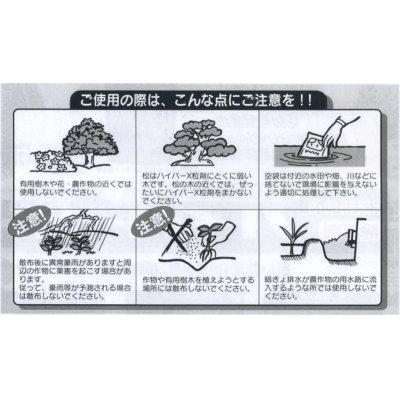 画像4: 農薬 除草剤 ハイバーX 粒剤 1kg(袋タイプ) 丸和バイオケミカル株式会社