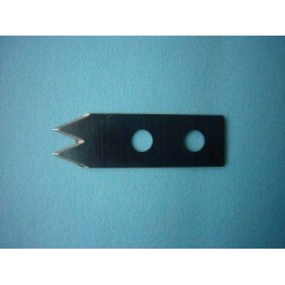 画像1: バックシーラー用替刃2個セット