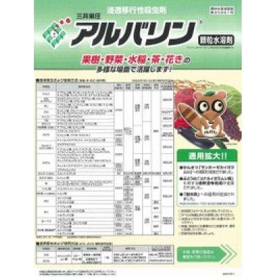 画像2: 農薬 殺虫剤 アルバリン 顆粒水溶剤  500g