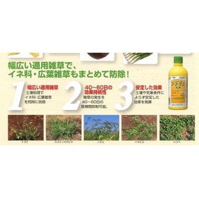 画像2: 農薬 除草剤 ゴーゴーサン乳剤   500ml
