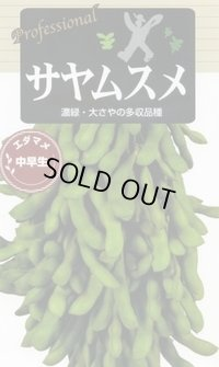 [枝豆] サヤムスメ 70ml 雪印種苗
