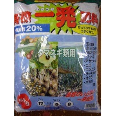 画像2: 肥料 有機一発 肥料 たまねぎ類用