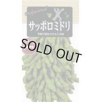 [枝豆] サッポロミドリ 70ml 雪印種苗