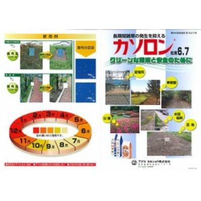 画像2: 農薬 除草剤 カソロン粒剤  3kg