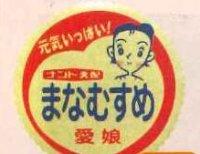 青果シール スイカ 愛娘用 1000枚   ナント種苗